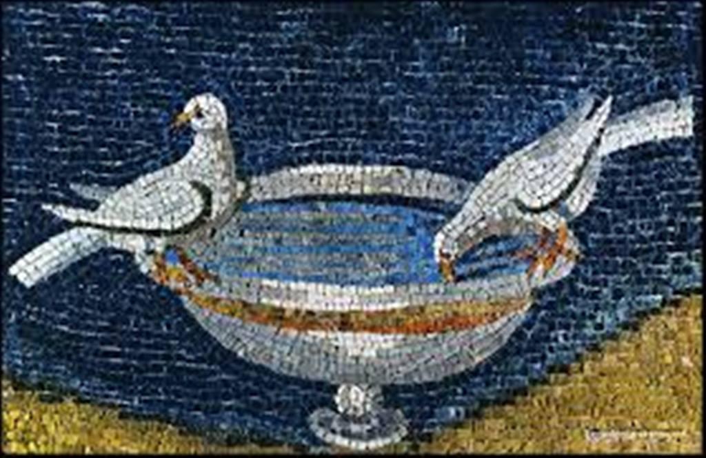 Il mosaico romano storia e tecniche di produzione for Disegni per mosaici da stampare