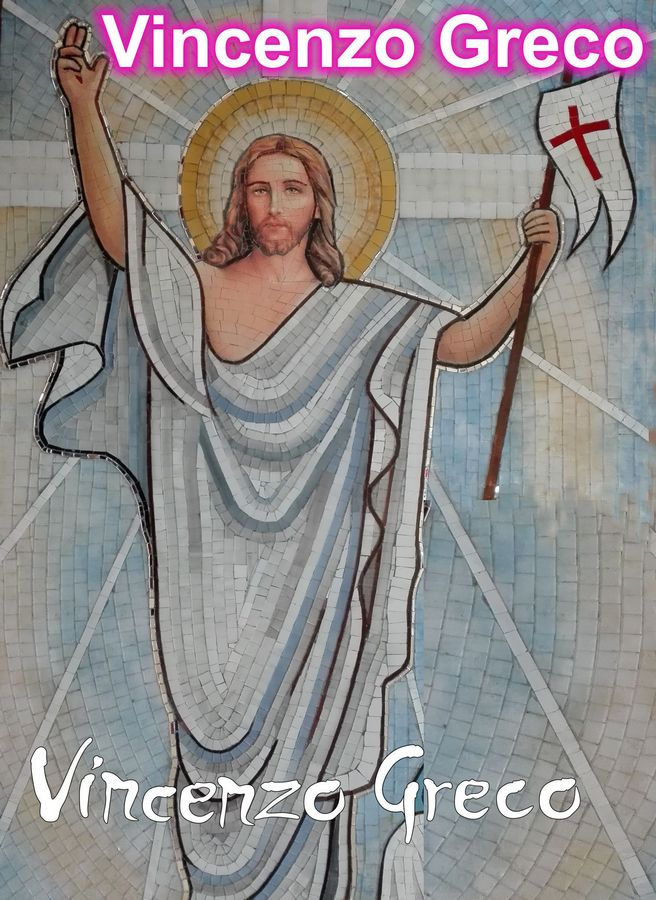 Scopri straordinari mosaici sacri gratis preventivi for Arredamenti d autore crotone
