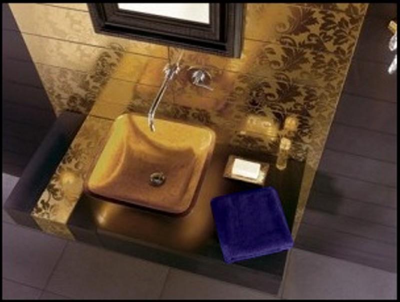 Produzione Tessere in Oro per Mosaico - Arredi domestici di lusso