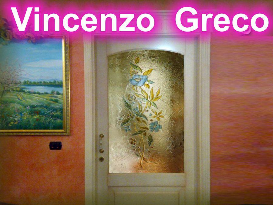 Porte Interne In Sicilia.Vetrate Artistiche Per La Puglia Calabria Sicilia