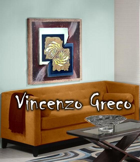 Dipinti di arte contemporanea per arredo di interni for Arte arredo