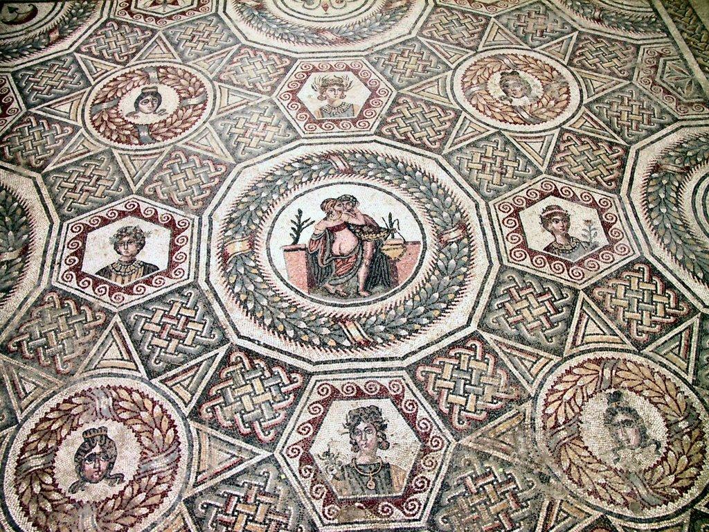 Come Costruire Un Mosaico il mosaico romano. scopri storia e tecniche di produzione di