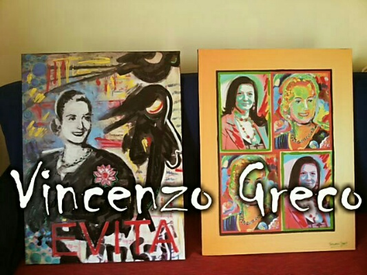 Risultati immagini per vincenzo greco artista