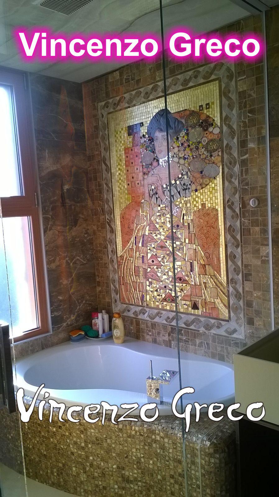 Stop vuoi anche tu mosaici per arredi interni is for Arredo bagno reggio calabria
