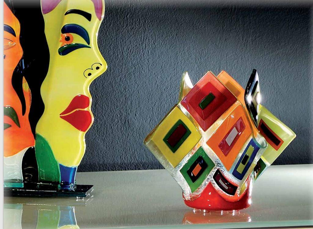Oggetti per arredo contemporaneo studio d 39 arte vincenzo for Oggetti di arredamento moderno